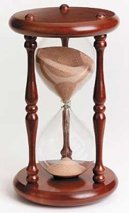 window - hourglass